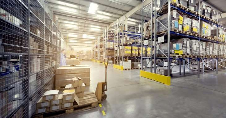 SubZero Viking Fridge & Range Repair warehouse with parts