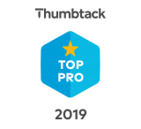 Subzero Repair thumbtack top pro 2019 badge