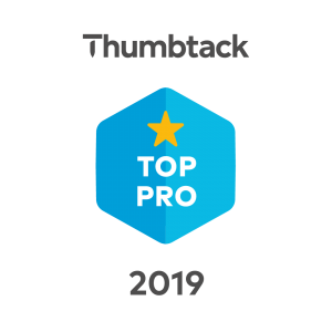 Subzero Repair thumbtack top pro 2019 badge